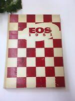 Old Original 1951 EOS Yearbook Annual Adelbert College Cleveland Ohio