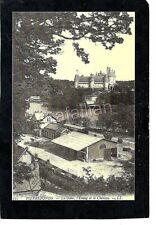 60 PIERREFONDS - La Gare - L'étang et le Château