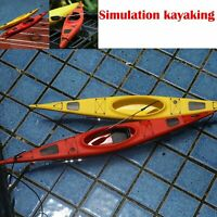32mm*318mm Simulation Kayaking for 1/10 RC Crawler Car Traxxas TRX4 D90 D110