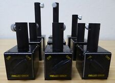 Melles Griot Magnetic Base Square Blocks With Posts Quantity 9 Onoff Switch