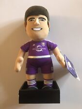 10 IN Plush Bleacher Creature Orlando City Soccer Club Kaka