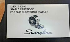 Swingline Standard Staple Cartridge 50050 - 12 pack