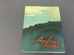 LeBlond Lathe, Machinists Booklet Program,  America Sings  (1941) Sales