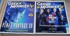 New Monthly Film & TV Magazines