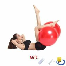 Pilates Peanut Yoga Ball Anti-Burst Home Exercise Ball Fitness Gym Sport Balance