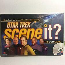 Star Trek Scene It? The DVD Game Trivia Board Game