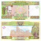 Guinea 500 Francs 2012 P-39b Banknotes UNC
