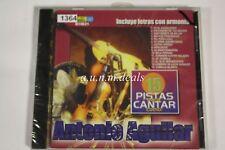 15 Pistas Para Cantar Como Antonio Aguilar  Music CD