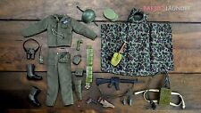 1/6 ARMY UNIFORM GUN GEAR LOT Action Figure GI Joe Ultimate 21st DID BBI