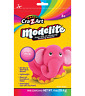 Cra-Z-Art Modelite Air Dry Non Toxic Soft Modeling Clay PINK 18756 4 oz