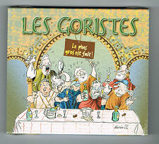 LES GORISTES - LE PLUS GROS EST FAIT ! - CD 14 TITRES - 2011 - NEUF NEW NEU