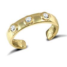 Anillos de joyería oro