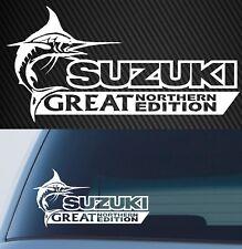SUZUKI Sticker Decal Jimny Car Bike Quad Motorcycle Fuel Petrol Tank sierra