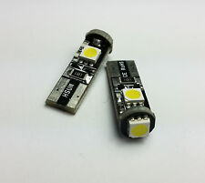 W5W T10 501 3 SMD LED SIDELIGHT INTERIOR CAN BUS OBC ERROR FREE bulbs A