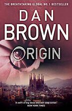 Origin: (Robert Langdon Book 5) By Dan Brown. 9780552174169