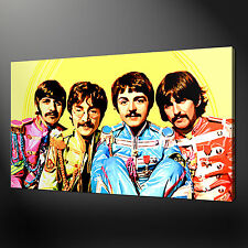 BEATLES FOUR CANVAS WALL ART PICTURES PRINTS VARIETY OF SIZES FREE UK P&P