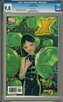 X-23 #5 CGC 9.8 White Pages Direct Edition X-Men