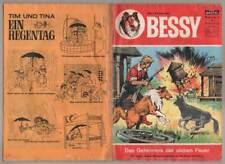 cgb BESSY Nr. .1 * Das Geheimnis der sieben Feuer * 1. Auflage *Bastei* Z 3-4/4