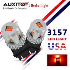 AUXITO 2x 3157R LED Brake Tail Stop Light Bulb 3057 4057 T20 3157 Signal Light