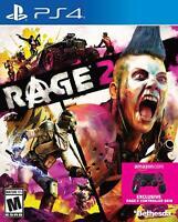 Rage 2 - PlayStation 4 Standard Edition [Exclusive Bonus] - Brand New