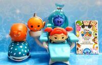 Nemo Destiny Darla Hank Dentist Chair Tsum Tsum Findin Dory vinyl Mystery Disney
