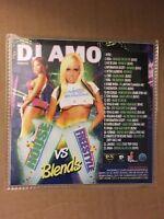DJ Amo HOUSE vs FREESTYLE Blends DJ Mixtape Mix CD 90s Classic Club Dance Music