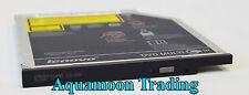 Genuine OEM Lenovo T60 T61 Optical CD DVD Multi DVD-RW Drive GSA-U10N 39T2828