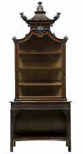 Mahogany Antique Cabinets & Cupboards