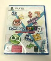 Brand New & Sealed Puyo Puyo Tetris 2 for Playstation 5 / PS5