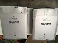 Sanyo PLC-XF35N XF35 XF35NL(Christie LX65,EIKI LC-X5L,X5)Projector 6500 LUMENS!