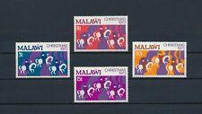 Malawi   213-6  MNH, Christmas  1973