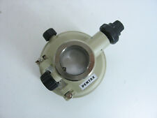 Oem Pentax Style Total Station Prism Adapter With Bubble Level