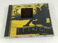 CD Sting  Ten Summoner's Tales  Envoi rapide et suivi