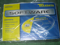-Win On CD. 3.5. Traxdata Software.. NOS.  Computing/Software.