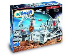 Eitech Bulldozer/Digger Mega Set 10019-C19