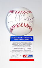 FRANCIS FORD COPPOLA THE GODFATHER SIGNED MAJOR LEAGUE BASEBALL PSA L33085