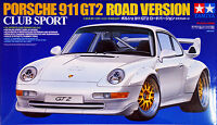 Tamiya 24247 Porsche 911 GT2 Road Version Club Sport 1/24 scale kit