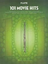 101 Movie Hits for Flute Sheet Music Book Skyfall Mission Impossible Star Trek