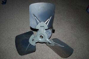 """22"""" Fan Rotor 3 Blade 1/2"""" Bore 32 deg Service First  Part # FAN01800"""