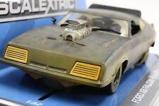 SCALEXTRIC C3983 FORD FALCON XB MAD MAX 2 MATTE BLACK  NEW 1/32 SLOT CAR * DPR *
