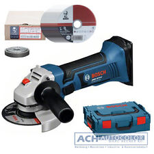 Bosch Professional GWS 18 V-li Cordless Angle Grinder (without Battery and Charger) Carton