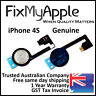 iPhone 4S OEM Original Home Button Flex Cable Ribbon Repair Replacement GST