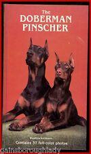 THE DOBERMAN PINSCHER ~ WOODROW KERFMANN ~ DOG ~ HARDBACK