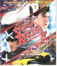 Speed racer Blue Ray