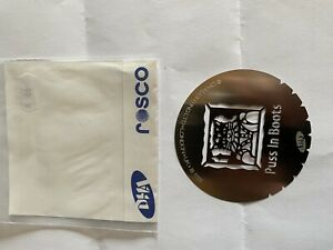 Rosco B589 Gobo PUSS IN BOOTS