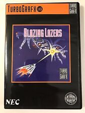 Blazing Lazers - Turbo Grafx 16 - Replacement Case - No Game