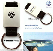 VW - Schlüsselanhänger - Logo - original - NEU