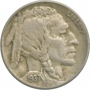 Better 1937-D - US Buffalo Indian Nickel Coin Collection Lot Set Break *820