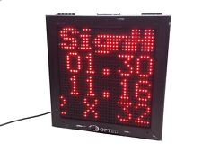 Optec Display 1616rgb 32x32 Ip Outdoor Commercial Programmable Led Sign