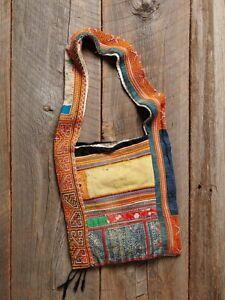 New Free People Vintage Embroidered Shoulder Bag MSRP: $168